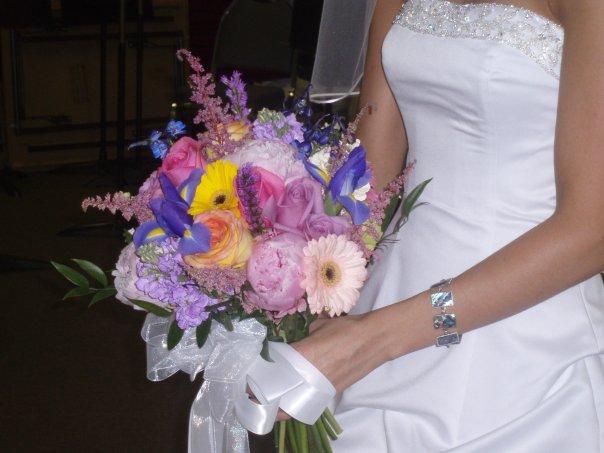 june wedding bouquet. Black Bedroom Furniture Sets. Home Design Ideas